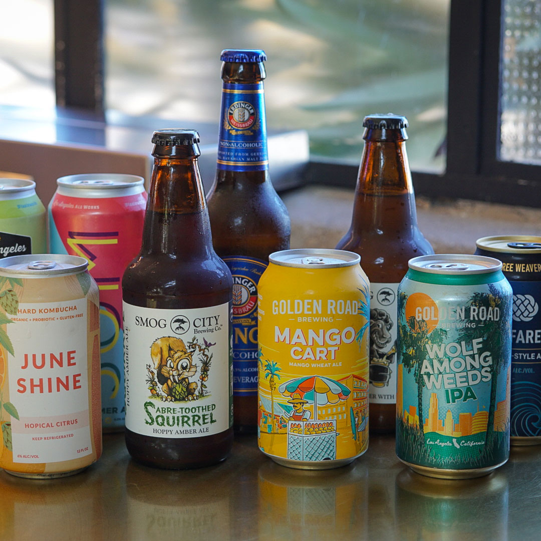 Craft Beers By The Bottle & Can