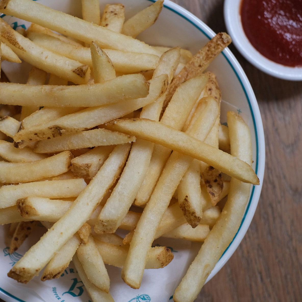Kids Fries & Ketchup