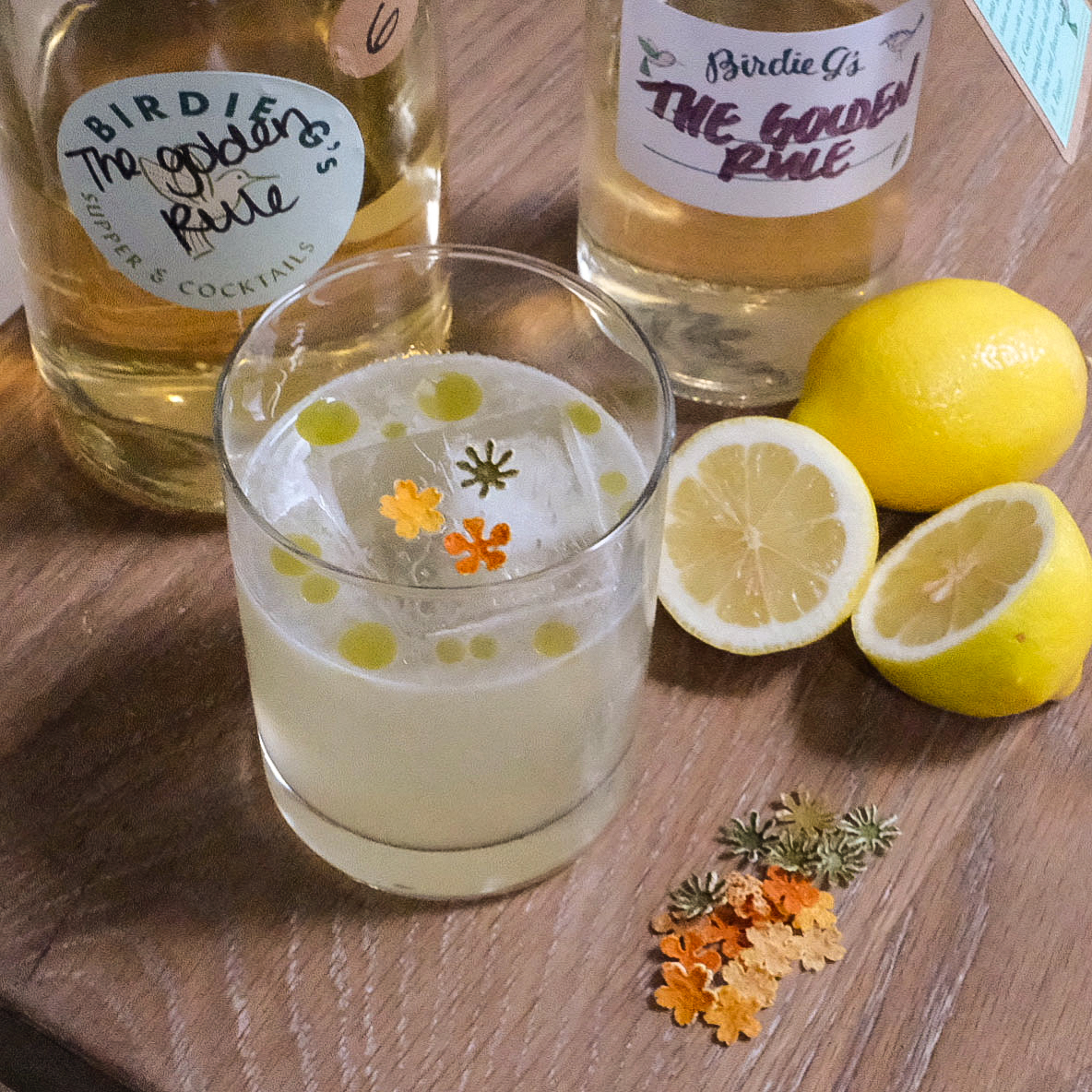 The Golden Rule Cocktail